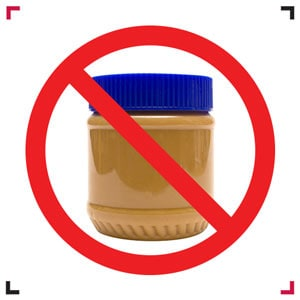 Peanut Butter - an Anaphylaxis Trigger
