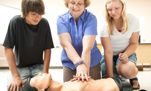 child training first aid