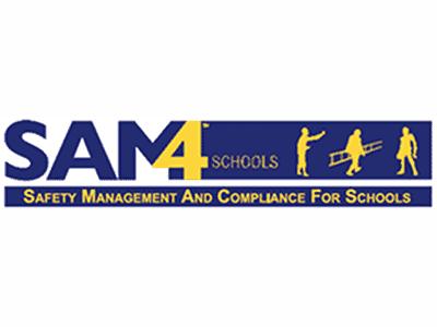 SAM4 Schools logo