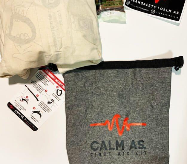 Calm As Shark Bite First Aid Slam Pack