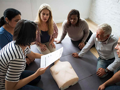 First Aid Course Salisbury SA and CPR Course Salisbury SA